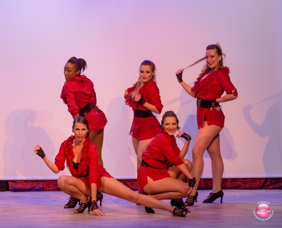 Blush, troupe cabaret