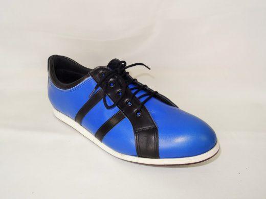Tyler cuir bleu et noir (3) (Copier)