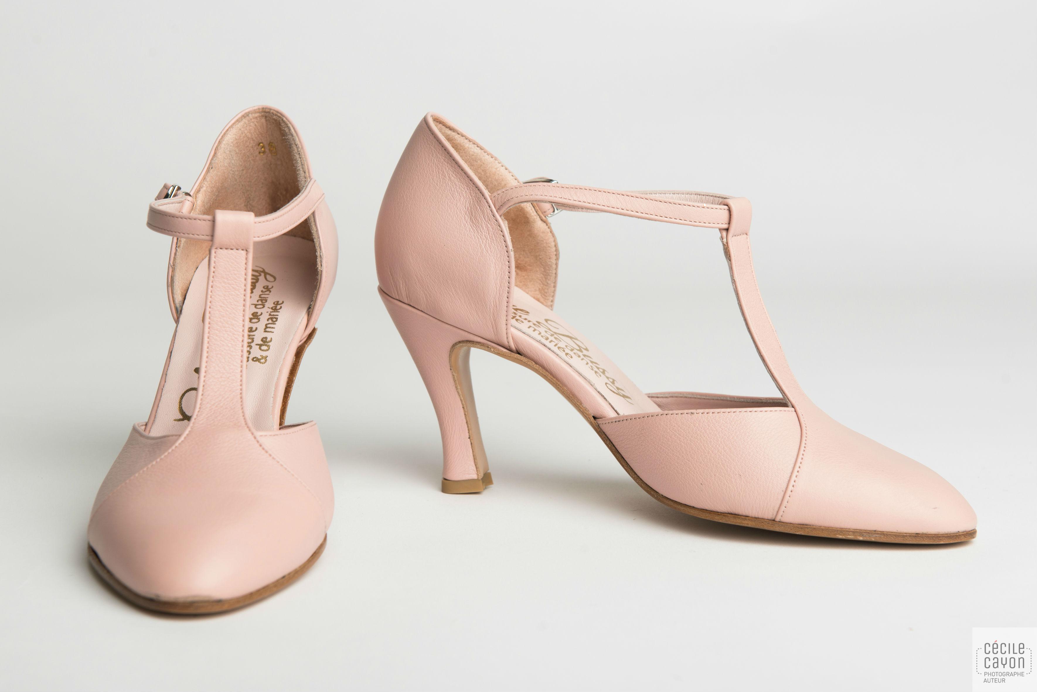 salom rose poudr sc dash c line bussy chaussure de danse et de mari e. Black Bedroom Furniture Sets. Home Design Ideas