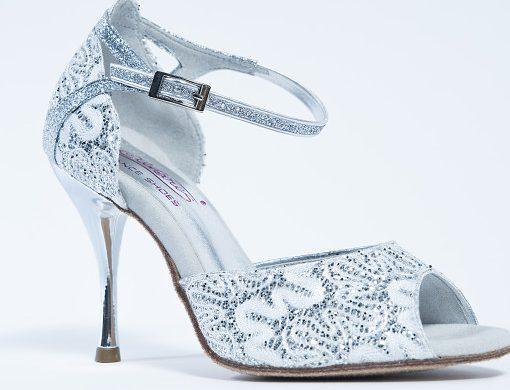 chaussure de danse et de mariage