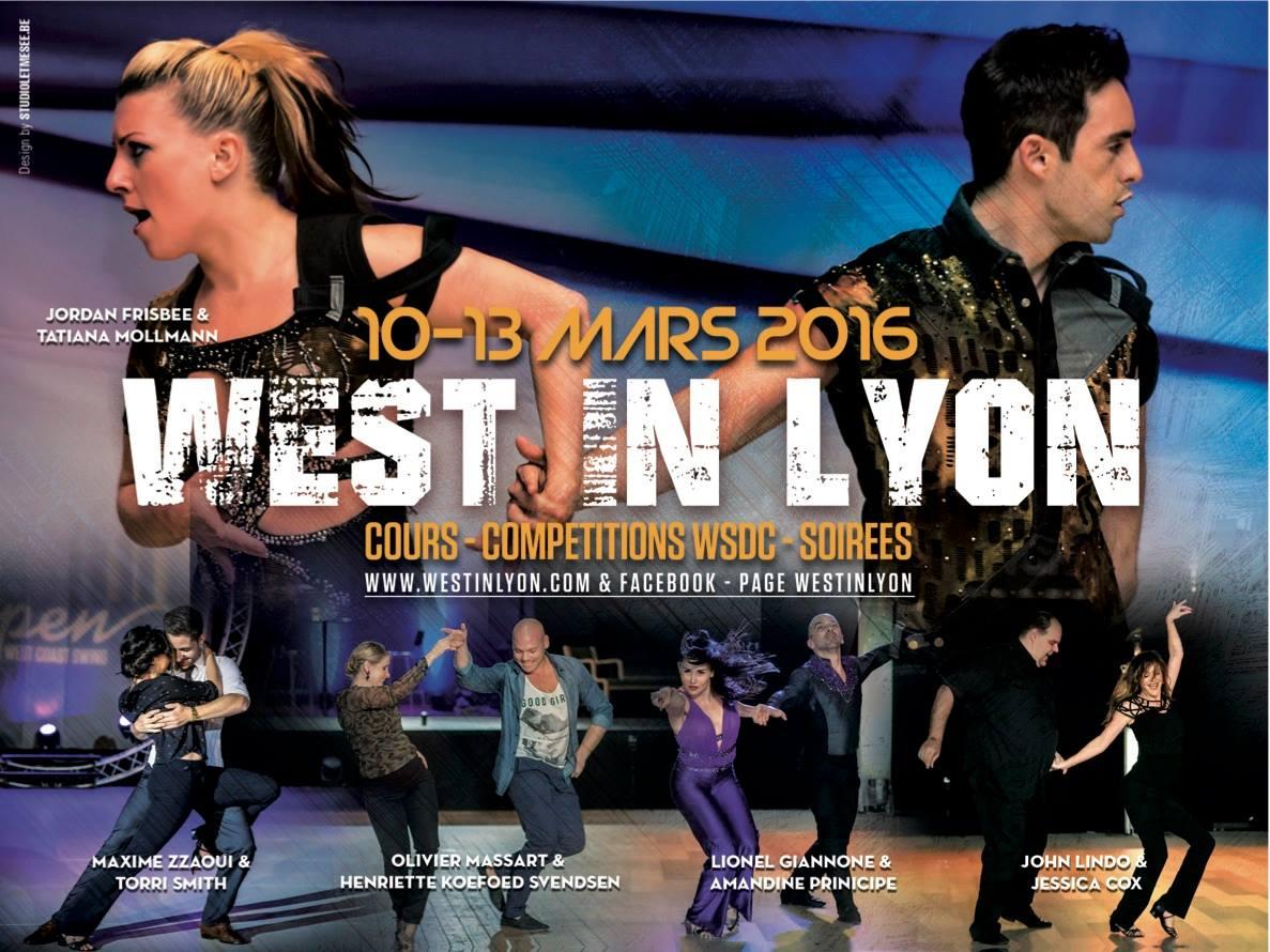 Retrouvez nous au West In Lyon, les 11 / 12 et 13 mars