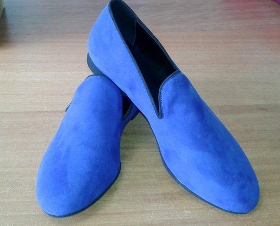 Du bleu pour Ariel