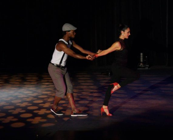 Les chaussures de tango d'Emelyne