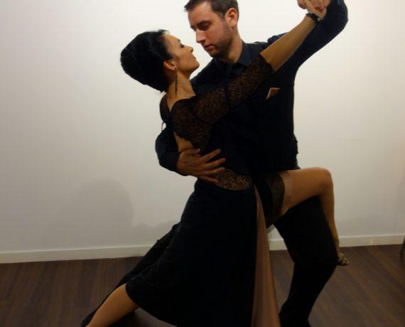 Les chaussures de tango de Marlène
